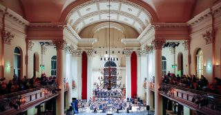 Carols By Candlelight at St John's Smith Square