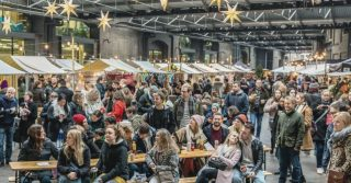 Shop Until You Drop At One Of London's Winter Markets
