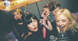 Sing Your Heart Out At The Mariah Carey-oke At Lucky Voice