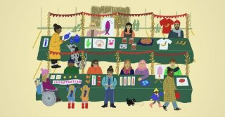 Discover New Illustrations At The House Of Illustration Fair