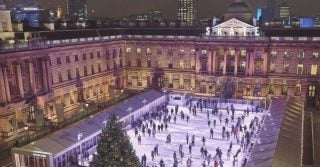 Ice-Skate Your Way Around London