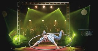 Catch A Circus Performance