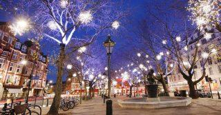 Sloane Square and Duke of York Square