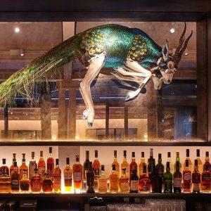 A Gazelle In A Gimp Mask? Just One Reason To Visit Waeksa