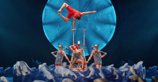 OPENING WEEKEND: Cirque de Soleil