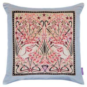 Inthe Valentine Square Velvet Cushion