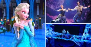 Book Now: Frozen The Musical