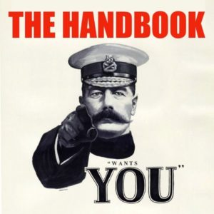 The Handbook Wants You! Tell Us What You Think!