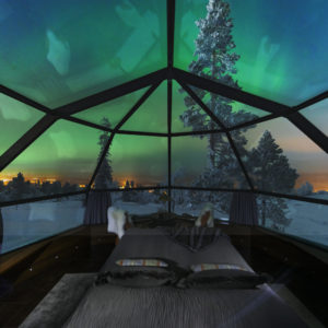 7 Luxury Hotels Where You Can Watch The Northern Lights