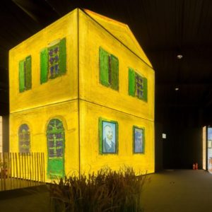 There's A New Immersive Vincent Van Gogh Exhibition To Get Obsessed With